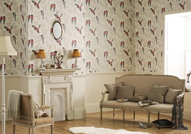 Papel de parede Songbird